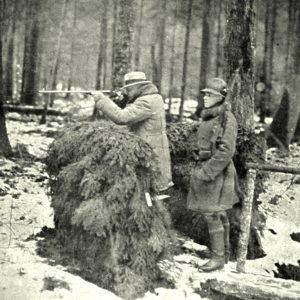 Polowanie, fot. archiwum Nadleśnictwa Białowieża