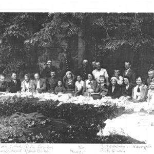 Piknik z okazji Dnia Lasu, fot. archiwum Nadleśnictwa Białowieża (udostępnił Pan Paweł Szpakowicz)