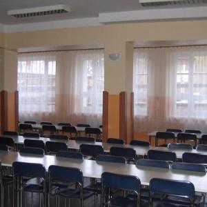 Stołówka w Szkole Podstawowej