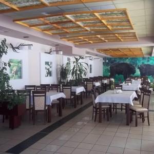"""Restauracja """"Parkowa"""""""
