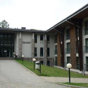 Białowieża Centrum Edukacyjno-Muzealne. Pokoje gościnne.