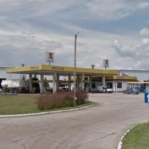 Bar na stacji benzynowej