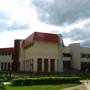 Pokoje gościnne w Muzeum Kultury Białoruskiej