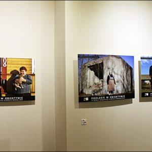 Muzeum i Ośrodek Kultury Białoruskiej w Hajnówce; wystawa Podlasie w obiektywie im. Wiktora Wołkowa, fot. Agnieszka Tichoniuk